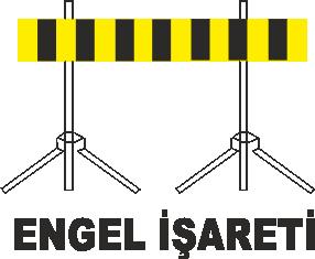 Trafik Tabelaları - Engelli İşaretleri Tabelası