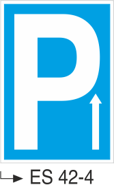 Park Levhaları - Park Yeri Es 42-4