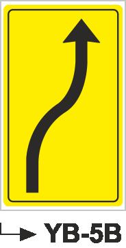 Yol Bakım ve Onarım Levhaları - YB-5b YB-5b