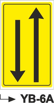 Yol Bakım ve Onarım Levhaları - YB-6a YB-6a