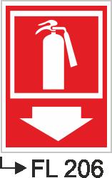 Acil Çıkış Yönlendirme Levhaları - Fl 506 Fl 506