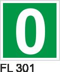 Acil Çıkış Yönlendirme Levhaları - FL 301 FL 301