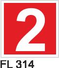 Acil Çıkış Yönlendirme Levhaları - FL 314 FL 314