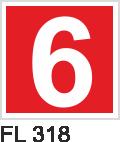 Acil Çıkış Yönlendirme Levhaları - FL 318 FL 318