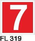 Acil Çıkış Yönlendirme Levhaları - FL 319 FL 319