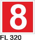 Acil Çıkış Yönlendirme Levhaları - FL 320 FL 320