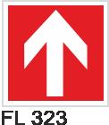 Acil Çıkış Yönlendirme Levhaları - FL 323 FL 323