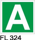 Acil Çıkış Yönlendirme Levhaları - FL 324 FL 324