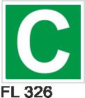 Acil Çıkış Yönlendirme Levhaları - FL 326 FL 326
