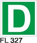 Acil Çıkış Yönlendirme Levhaları - FL 327 FL 327