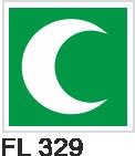 Acil Çıkış Yönlendirme Levhaları - FL 329 FL 329