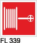 Acil Çıkış Yönlendirme Levhaları - Yangın Hortumu FL 339
