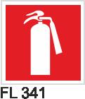 Acil Çıkış Yönlendirme Levhaları - FL 341 FL 341