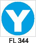 Acil Çıkış Yönlendirme Levhaları - FL 344 FL 344