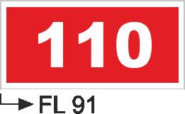 Acil Çıkış Yönlendirme Levhaları - 110 Fl 91