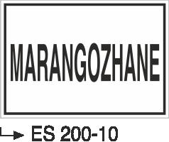 Kısımlar Levhası - Marangozhane