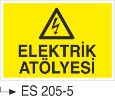 Elektrik Pano Levhaları - Elektrik Atölyesi Es 205-5